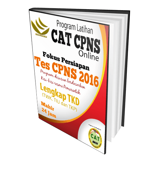 Latihan CAT CPNS 2016