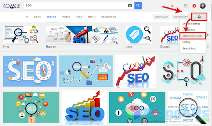 Cara Mencari Gambar Bebas Hak Cipta di Google