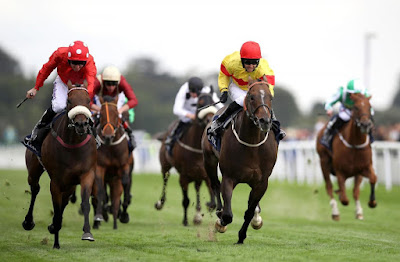 Alpha Delphini edges Mabs Cross in epic finish to Nunthorpe at York