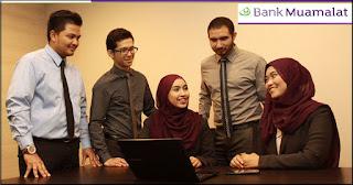Karir Bank Muamalat Maret 2017
