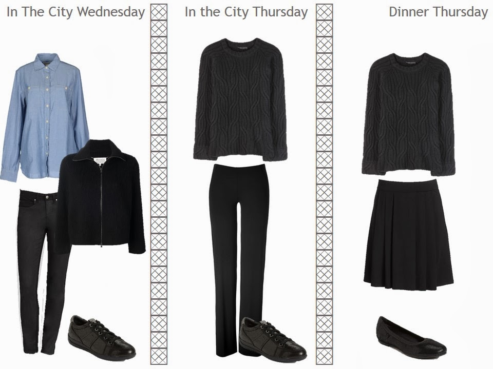 What to wear in New York for 3 days