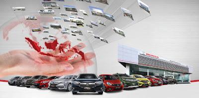 Harga Agustus 2016 Honda Jakarta