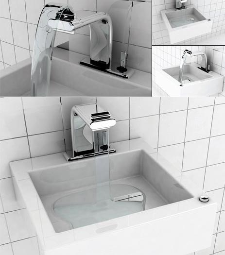 Modern Bathroom Faucets and Creative Kitchen Faucets (15) 2