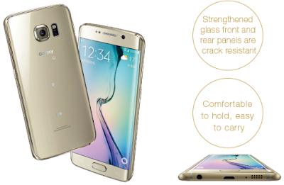 Cara unlock Samsung 6 Edge di Jepang