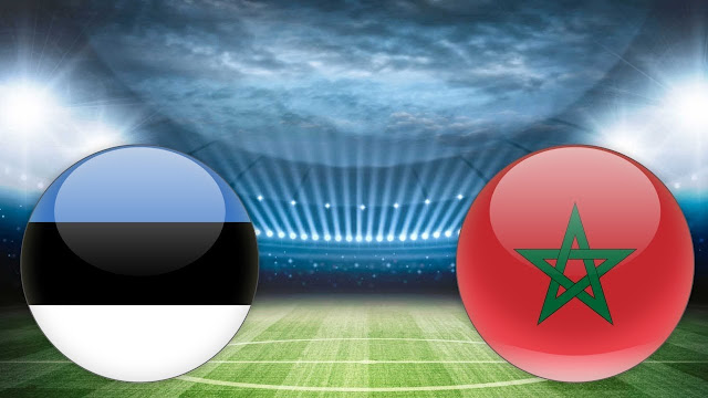 Estonia vs Morocco Full Match Replay 09 June 2018