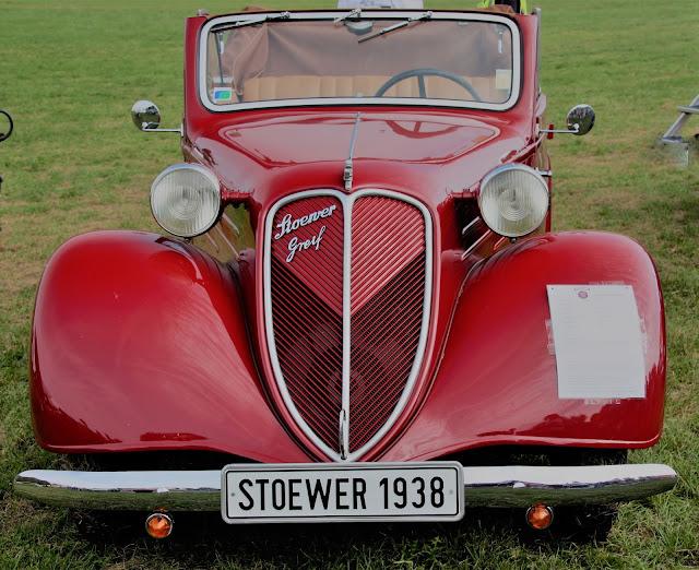 Stoewer Oldtimer 1938