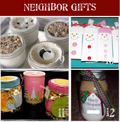 It s Written on the Wall 286 Neighbor Christmas Gift #0: neighbor ts23