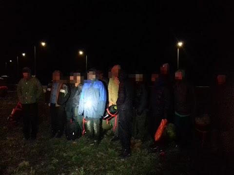 Illegális bevándorlás - Tizenegy embert tartóztattak fel Bács-Kiskun megyében