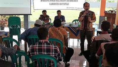 Pemahaman Bela Negara Terus Digelontorkan di Desa Sasaran TMMD