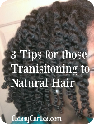 natural hair transitioning tips