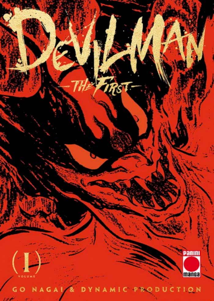 Devilman #1
