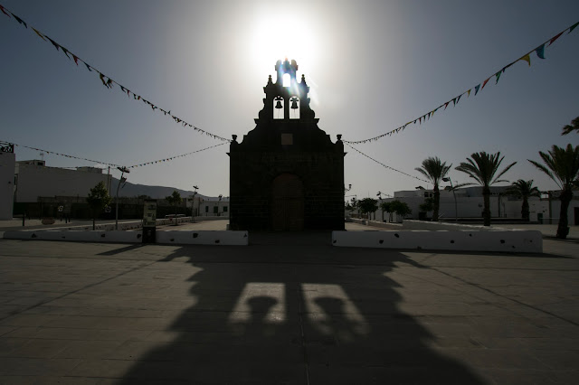 Iglesia de Santa Ana a Casillas del angel-Fuerteventura