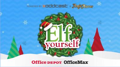 ElfYourself by Office Depot APK1