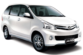 Rental Mobil Daihatsu Xenia di Bali