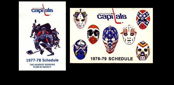 POCKET SCHEDULES: 1977-1978