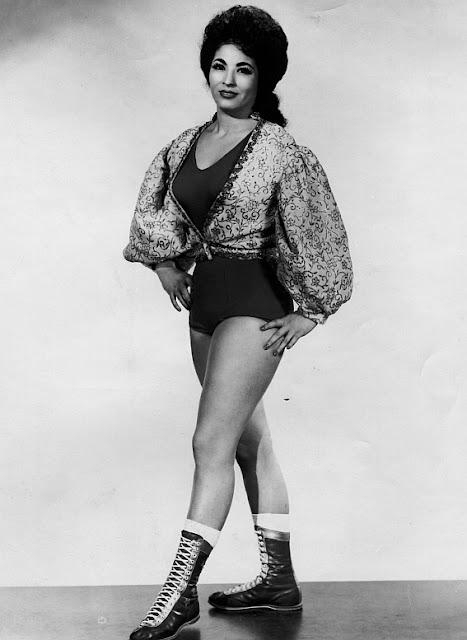 Rita Cortez-wrestling womens-classic women's pro wrestling