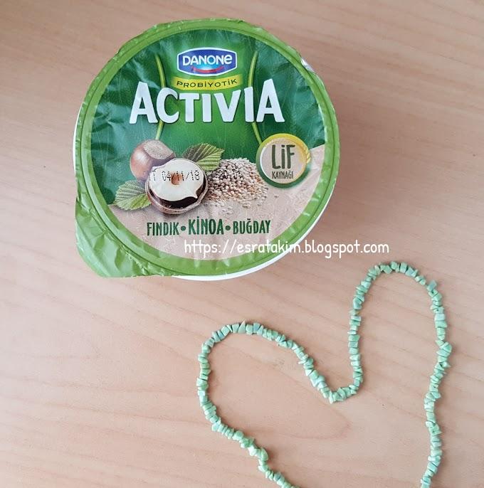 Activia Fındık - Kinoa - Buğdaylı Probiyotik Yoğurt