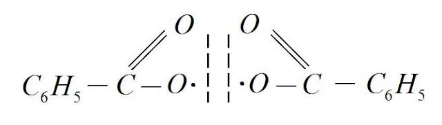 cisao homolítica peroxido benzoíla