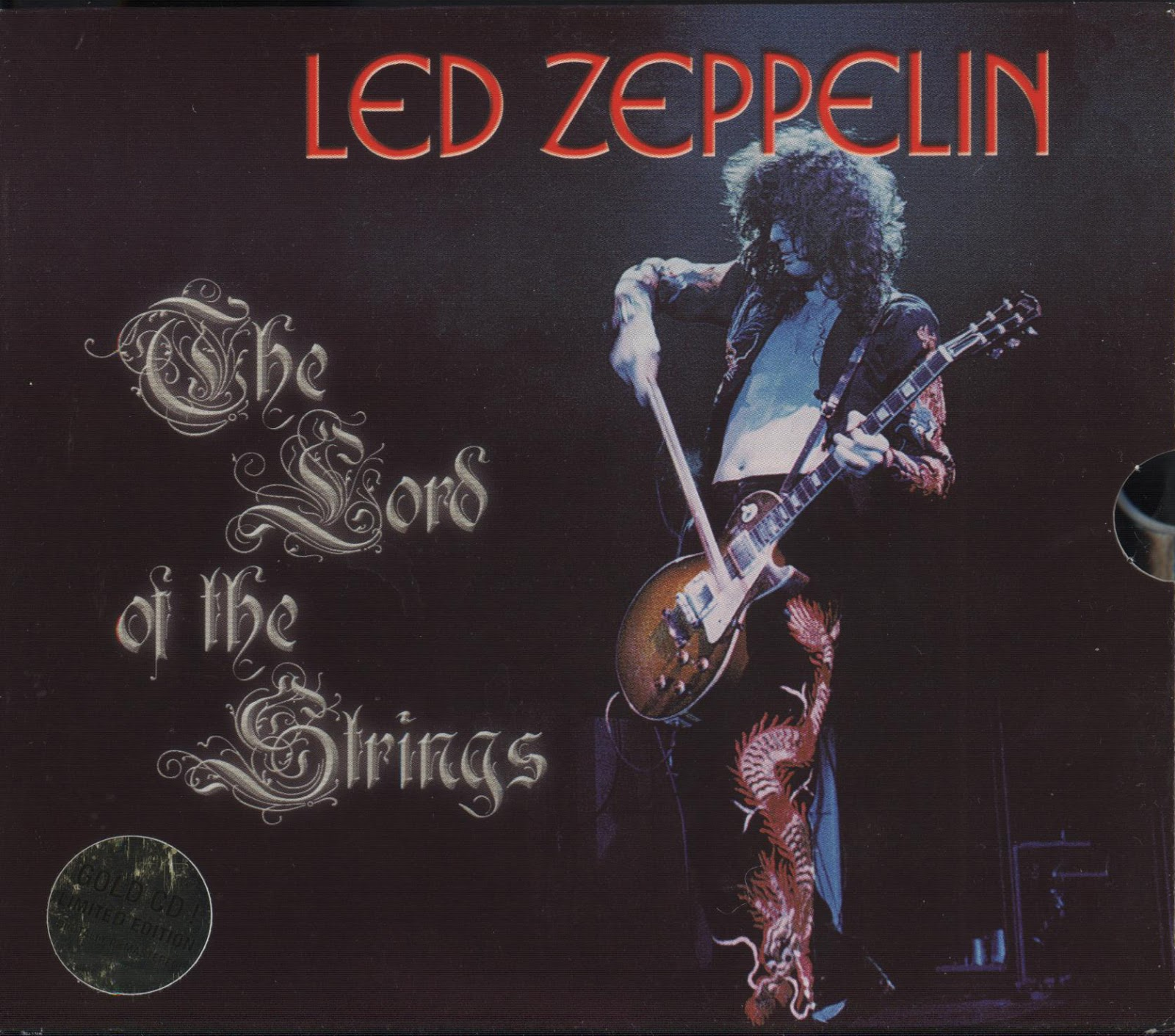 1977 - Led Zeppelin - The Lord Of The Strings