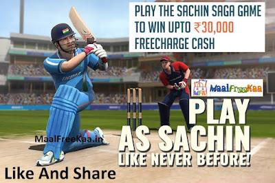 Sachin Saga Game