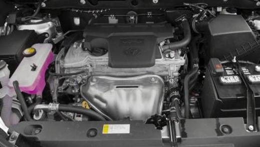 2018 Toyota RAV4 Engine