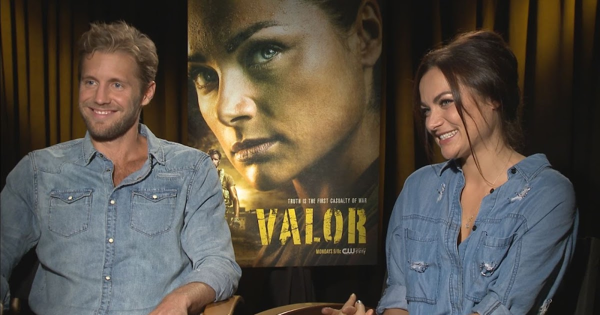 """The Arkansas CW Crew: Interview with the cast of """"Valor"""""""