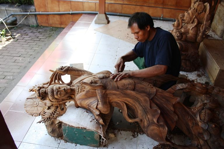 Mas Wood Carving