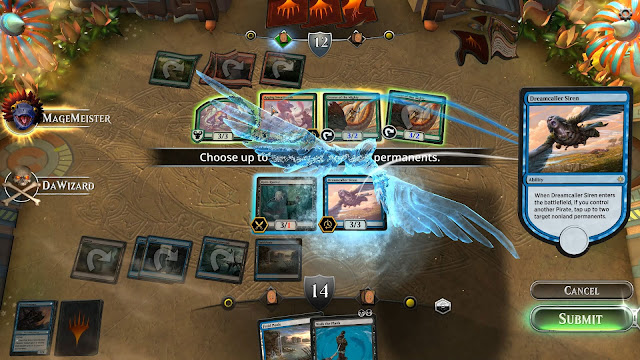 Se presenta videojuego de Magic, Magic: The Gathering Arena