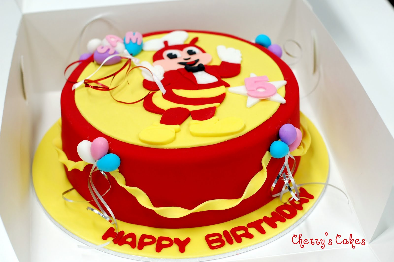 Price Red Ribbon Cakes