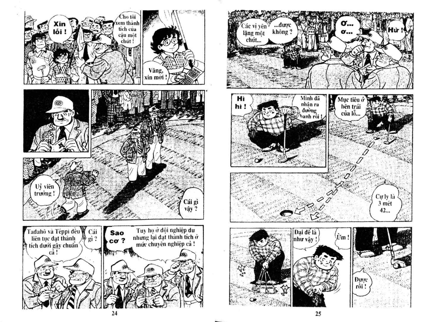 Ashita Tenki ni Naare chapter 9 trang 11