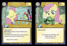 My Little Pony Fluttershy, Caring and Kind Primer Deck CCG Card