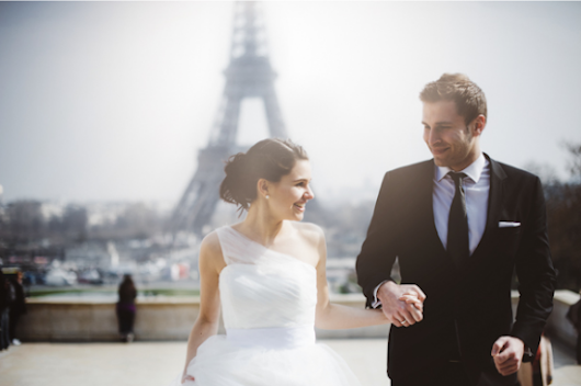 Paris in love - Styled Shoot