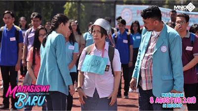 Mahasiswi Baru, Film Terlucu di 2019