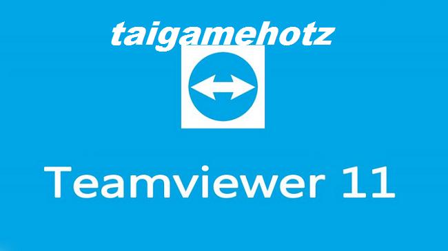 Tải Teamviewer 11 cho Windows Mới Nhất 3