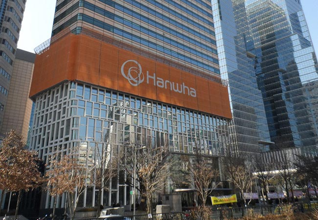 Tinuku Hanwha breaks ground 50-MW hydrogen fuel cell plant