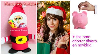 7 tips de c mo ahorrar dinero en navidad lodijoella - Consejos para ahorrar dinero ...