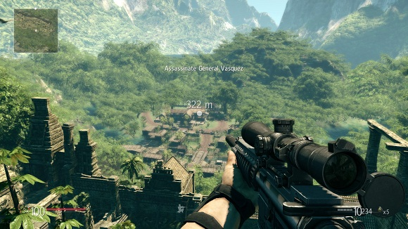 Sniper Ghost Warrior Gold Edition Full Version Free Screenshot 2