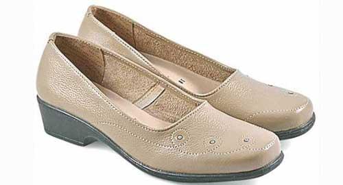 Model sepatu pantofel Wanita untuk Kerja kedua