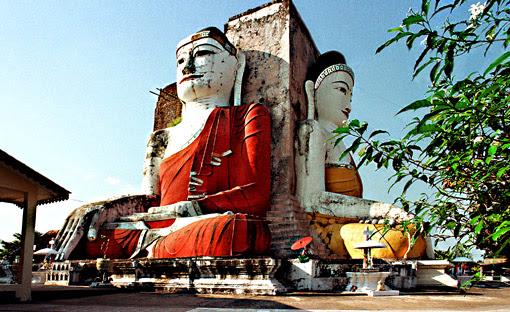 Kyaiktyio Pagoda
