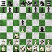 pertahanan catur mengahdapi 1.d4 terburuk