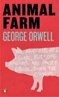 'Animal Farm' by George Orwell