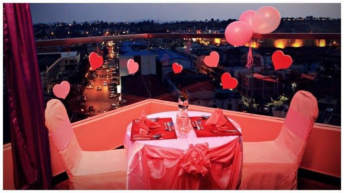 Hari Valentine, ini tempat untuk merayakannya