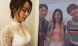 Phim Sao Hàn 10/10: Chae Yeon (I.O.I) eo nhỏ xíu, Seol Hyun khoe dáng quyến rũ-2016