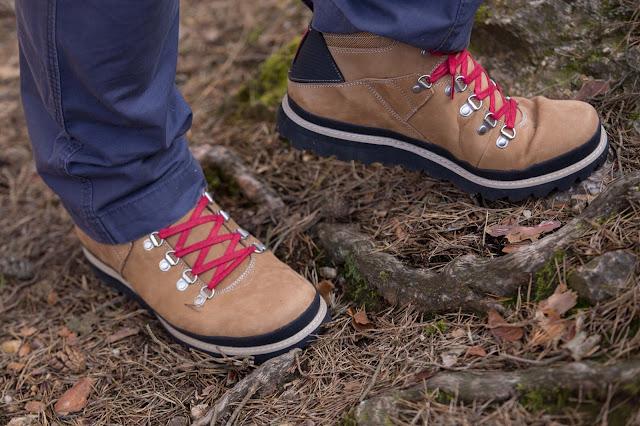 Gear Review Volcom Outlander Boot  Outdoor Stiefel  Wanderschuh für leichtes Terrain im stylischen Vintage-Look 01