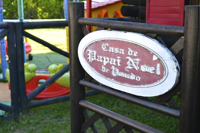NATAL O ANO INTEIRO - CASA DO PAPAI NOEL