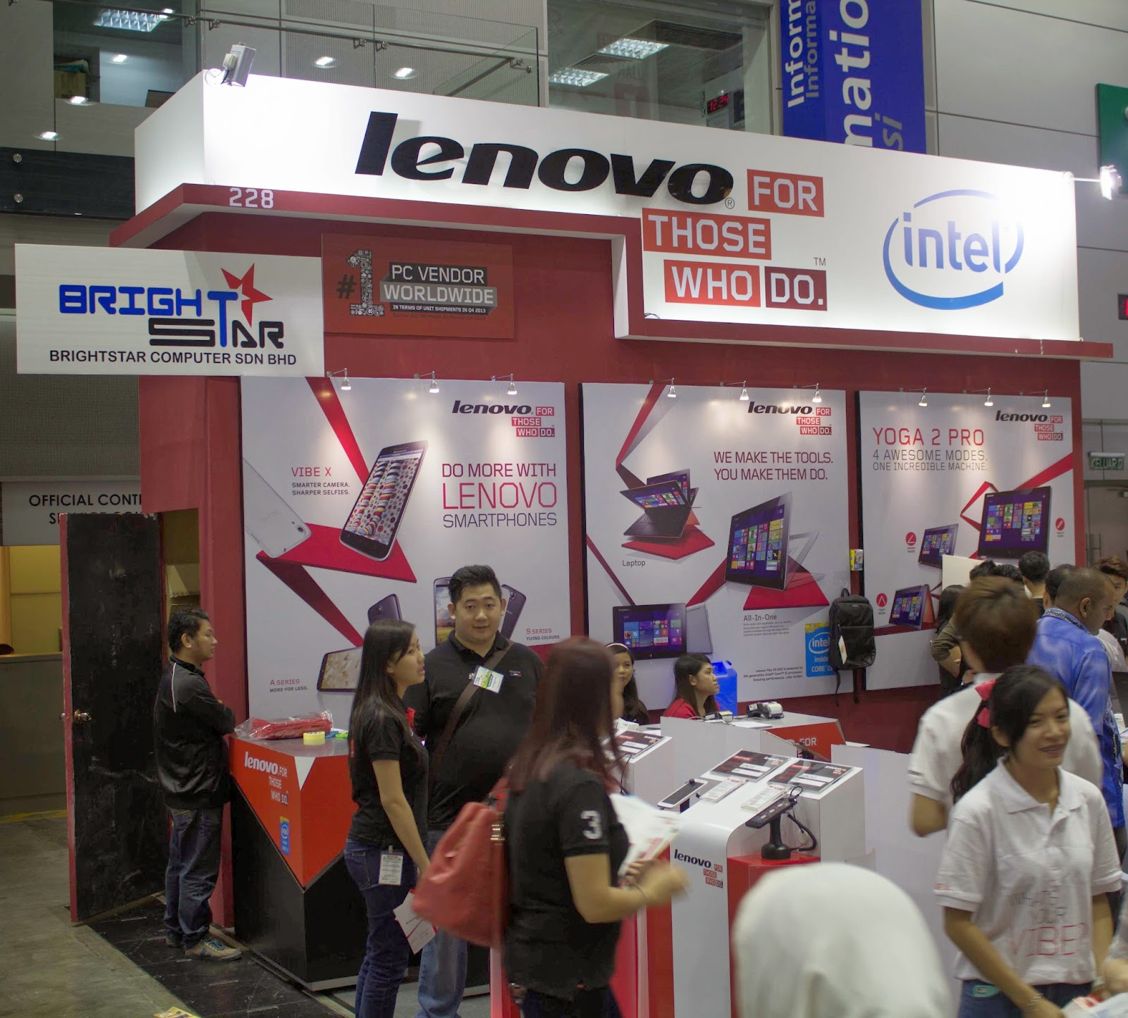 Coverage of PIKOM PC Fair 2014 @ Kuala Lumpur Convention Center 346