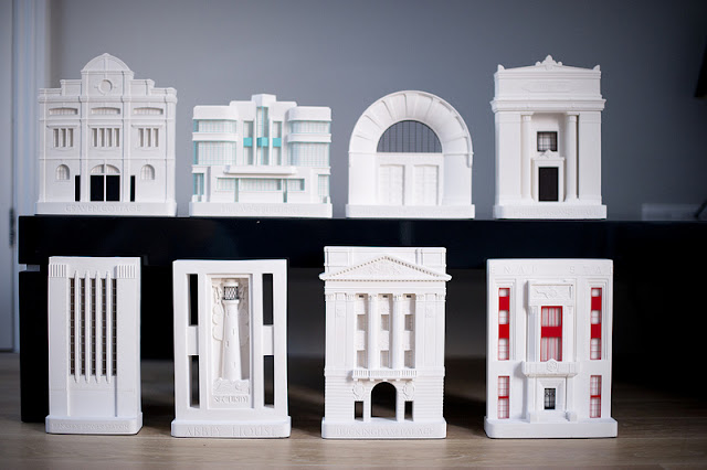 Airfix Model Buildings Kit