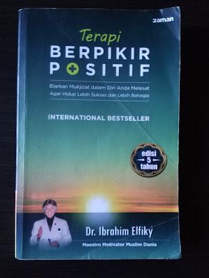 Cover Buku Terapi Berpikir Positif (dokpri)