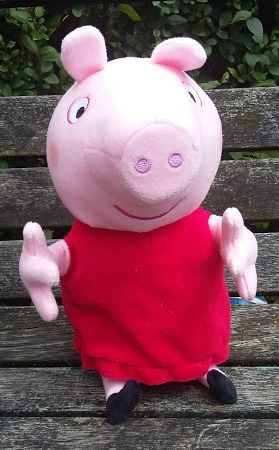 Classic Peppa Pig Toys - Review Laugh with Peppa