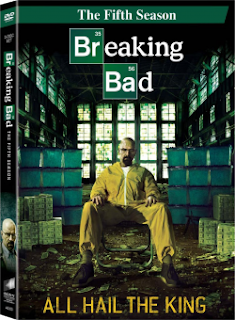 DVD Review - Breaking Bad: The Fifth Season